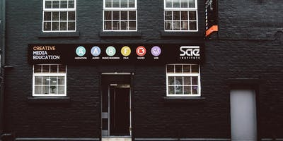 SAE Glasgow Workshop - Game Art Animation and Music Business