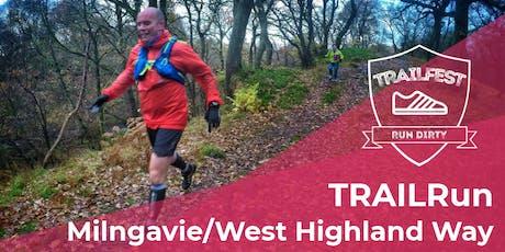 TRAILRun West Highland Way 5km tickets