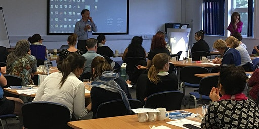 NHSE funded LLR STP UPSKILL YOUR KNOWLEDGE - Consultancy Workshops