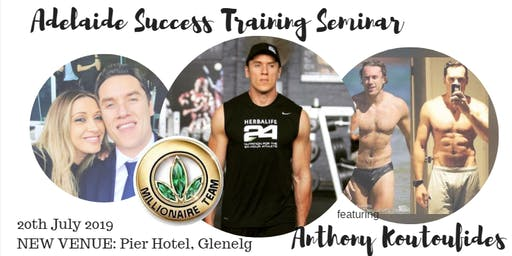 Herbalife Adelaide STS July 20th