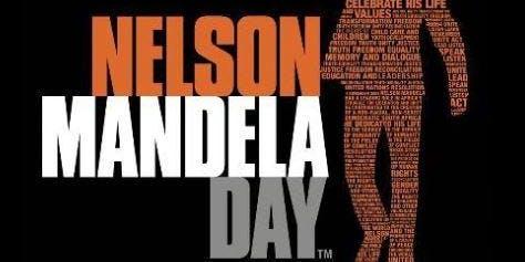 Mandela Day #ActionAgainstPoverty