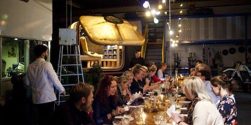 Atelier Dinner - inclusief wijnarrangement
