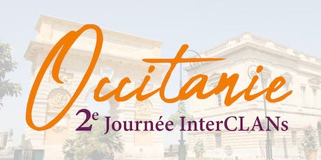 Journée InterCLANs Occitanie billets