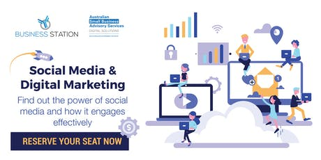 MASTER FACEBOOK MARKETING - Part 2 - Kwinana - SARAH THOMSON tickets