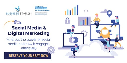 MASTER FACEBOOK MARKETING - Part 2 - Kwinana - SARAH THOMSON