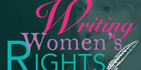 Rebel women writers workshop tickets