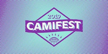 CamiFest (I festival de diseño, música y camisetas) - ENTRADA LIBRE-  entradas