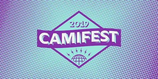 CamiFest (I festival de diseño, música y camisetas) - ENTRADA LIBRE-