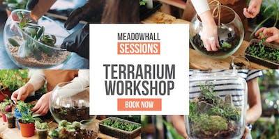 Bottle Terrarium Workshop