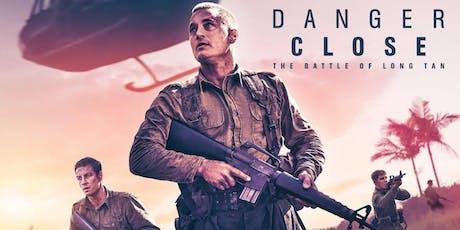 Danger Close Premiere Darwin tickets