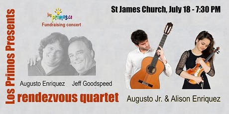 St James Fundraising Concert tickets