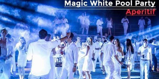 Magic White Party / Pool Aperitif powered by RedBull