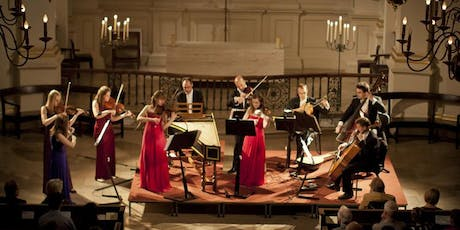 BACH CONCERTOS by Candlelight tickets