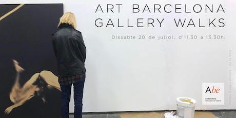 Gallery Walk de l'estiu!  billets