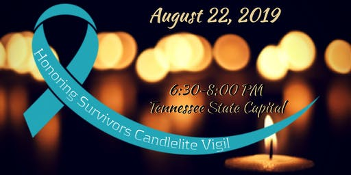 Honoring Survivors Candlelight Vigil