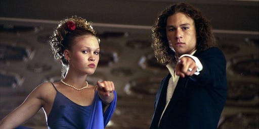 10 THINGS I HATE ABOUT YOU trivia at the ASCOT LOT