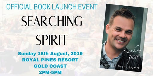 Official Book Launch Event - Peter Williams Medium