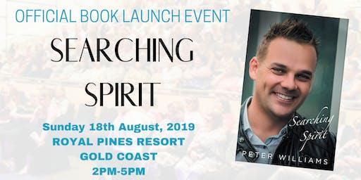 Official Book Launch Event - Peter Williams Medium