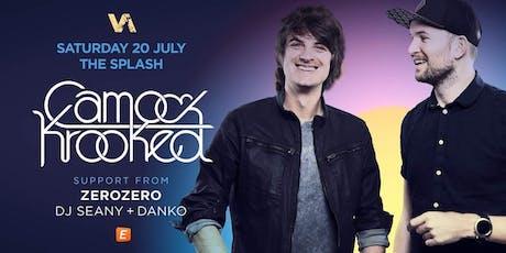 Vanguard present Camo & Krooked (Exclusive Jersey Summer Performance) tickets