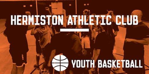 Hermiston Athletic Club Youth Basketball, July 16-18