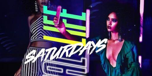 Social Life Saturdays at 1015 Bar & Lounge
