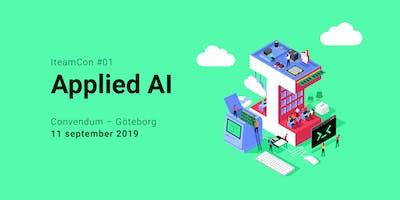 IteamCon #1 - Applied AI Göteborg