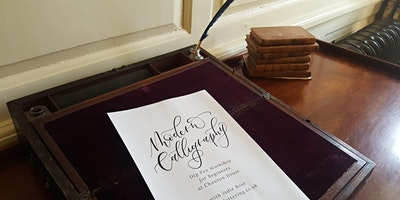 Calligraphy Workshop - Dip Pen