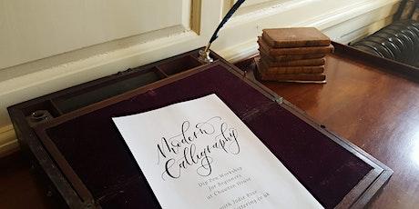 Calligraphy Workshop - Dip Pen tickets
