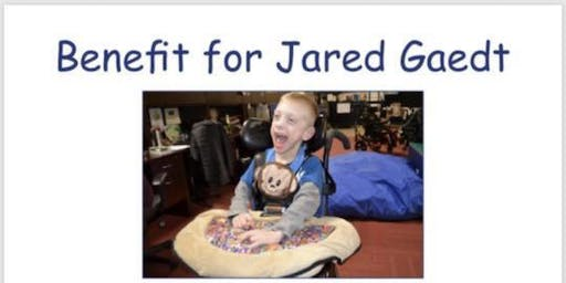 Benefit for Jared