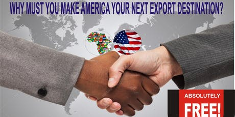 US-Africa Trade and Investment Summit tickets