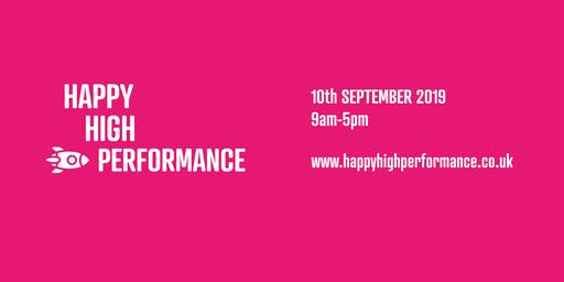 Happy High Performance: Learning Day 2019