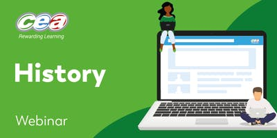 CCEA GCE History Subject Support Webinar