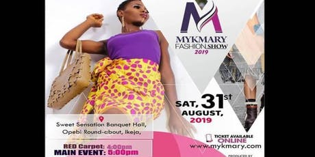 Mykmary Fashion Show 2019 tickets