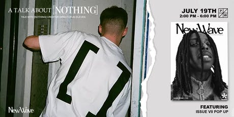 A Talk About [Nothing] (Sponsored by Paddington Works x Rip It Up) tickets