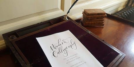 Calligraphy Workshop - Brush Pen tickets