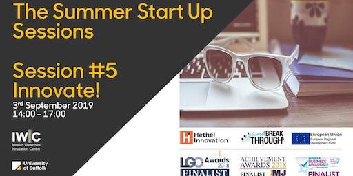 Summer Session 5: Innovate!