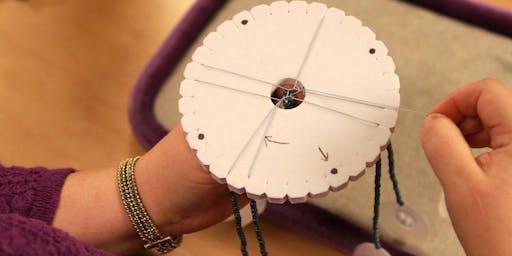 Kumihimo Jewellery Making