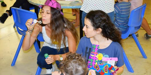 Haifa: Volunteering with Children in Neve Yosef neighborhood -  התנדבות עם ילדים בשכונת נווה יוסף