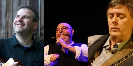 Gino Lupari, Tim Edey, & Gerry O'Connor in Concert tickets