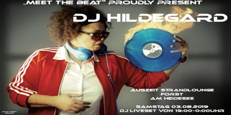 Meet the Beat with DJ Hildegard Tickets