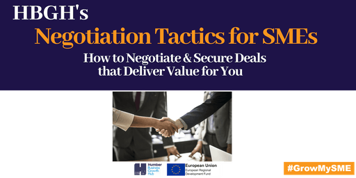 Negotiation Tactics for SMEs (Hull)