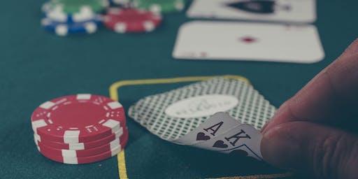 Casino evening (12-16 yr olds)
