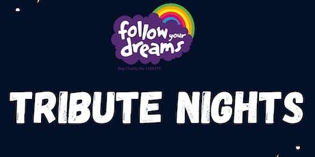 Robbie Williams Tribute Night tickets