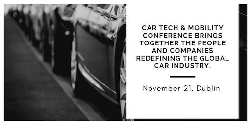 CarTech & Mobility Conference 2019