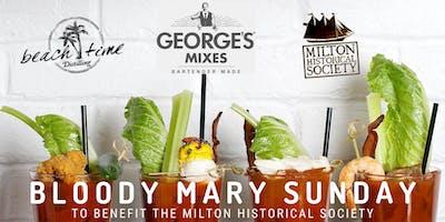 Bloody Mary Sunday to Benefit Milton Historical Society #2