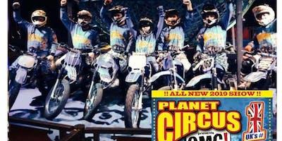 Planet Circus - The WOW Factor! 2019 Tour! Taunton!!
