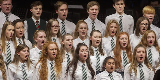 Former Pupil 'Come & Sing' Day