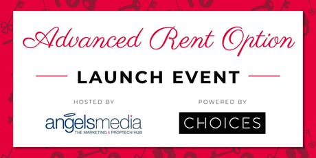 Advanced Rent Option Launch Event tickets