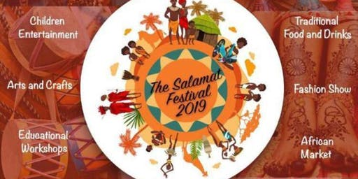 Salamat Festival 2019 London