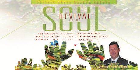 REVIVAL IN MY SOUL tickets